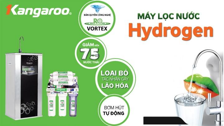 Kangaroo hydrogen 100HQ/HA